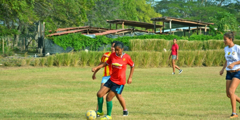 Girls' Sports for Empowerment